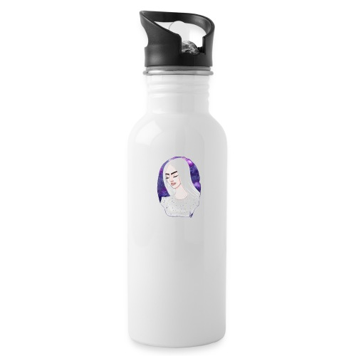 GIPSY - Water bottle with straw