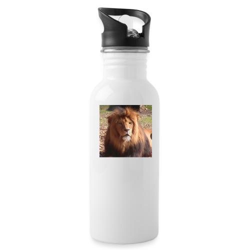 Lejon - Vattenflaska