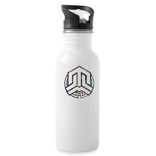 Cookie logo colors - Water Bottle
