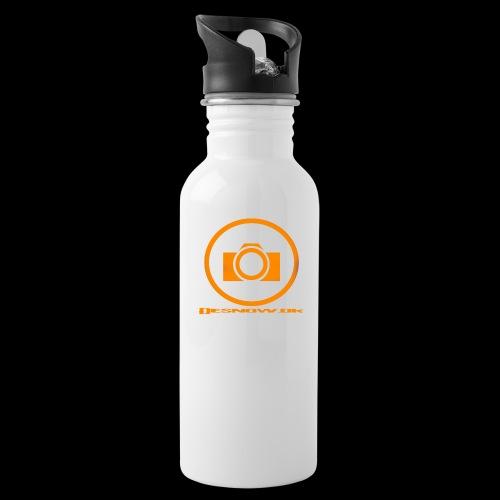 Orange 2 png - Drikkeflaske