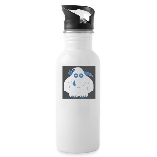 Pinky Monster - Water Bottle