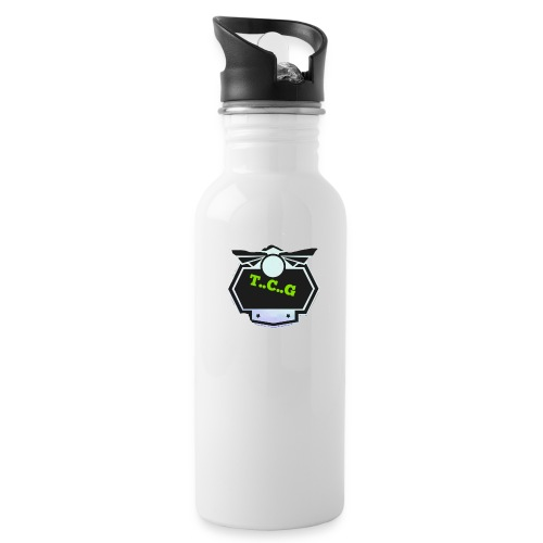 Cool gamer logo - Water Bottle