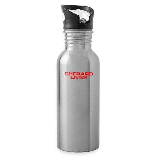 Shepard lives - Water Bottle