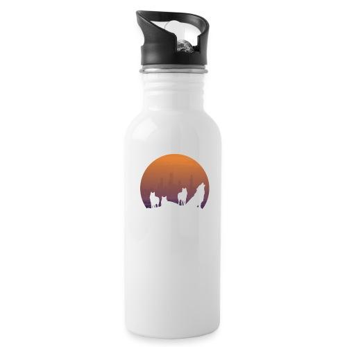Wolfsrudel - Trinkflasche