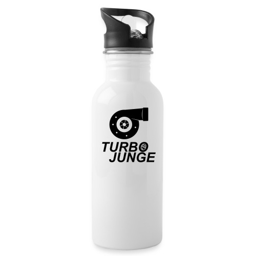 Turbojunge! - Trinkflasche