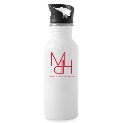MdH - Hauswirtschaft ist Management - Trinkflasche