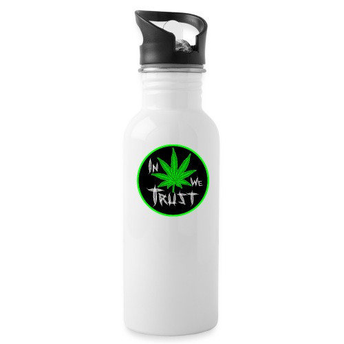 In weed we trust - Cantimplora