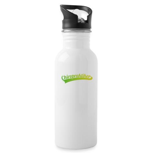 Chiropraktiker (DR12) - Trinkflasche