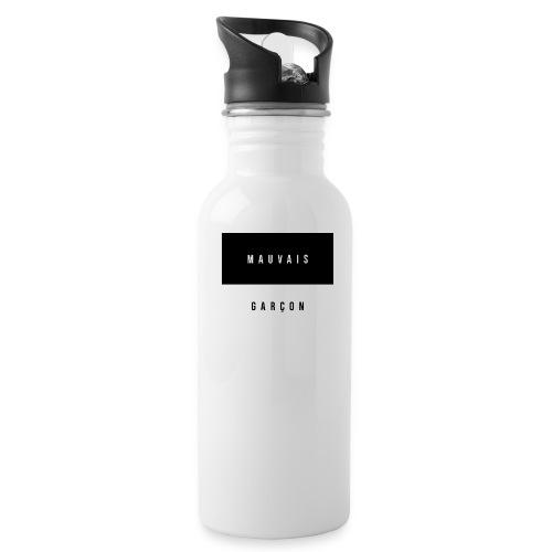 Men's Vintage T-shirt - Water Bottle