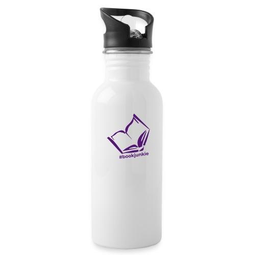 #bookjunkie 2019 - Trinkflasche