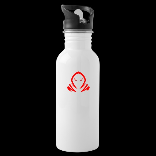 New Official TagX Logo - Juomapullo, jossa pilli