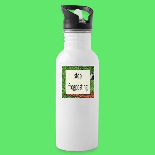 Frogposter - Water Bottle