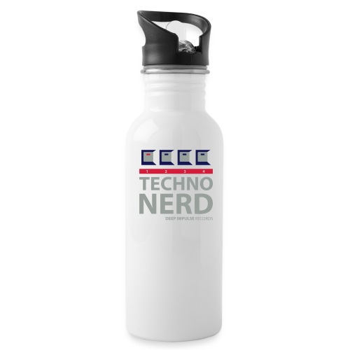 Techno Nerd - Water Bottle