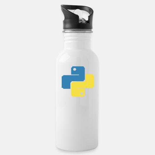 Python Pixelart - Water Bottle