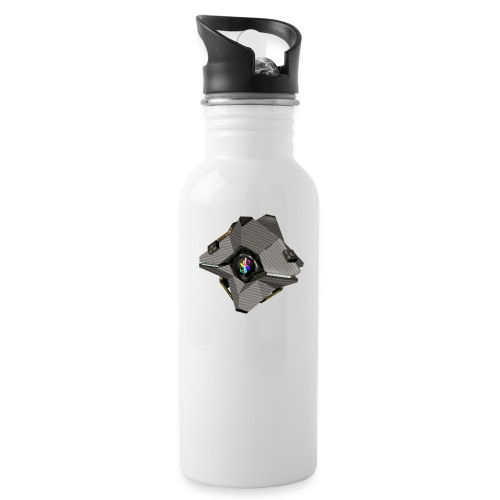 Solaria - Water bottle with straw