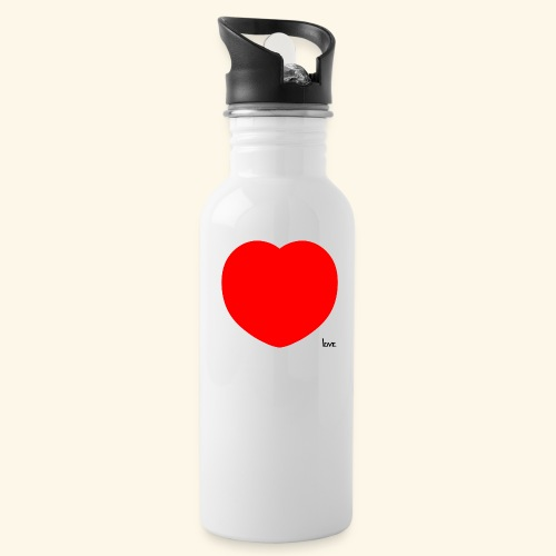 Heart - Trinkflasche