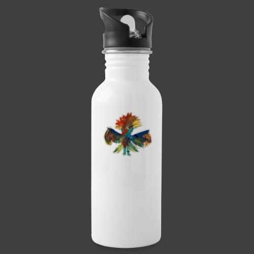 Mayas bird - Water Bottle