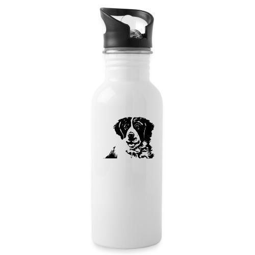 Barry - St-Bernard dog - Trinkflasche