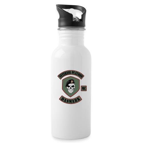 Veterans Platoon - Drikkeflaske