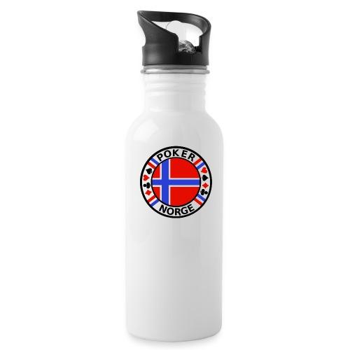 PoKeR NoRGe - Water Bottle