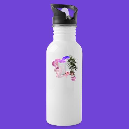Purple Drank - Borraccia con cannuccia integrata
