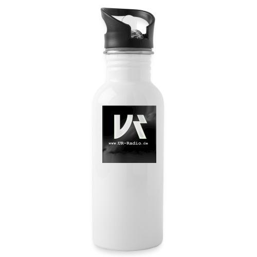 logo spreadshirt - Trinkflasche