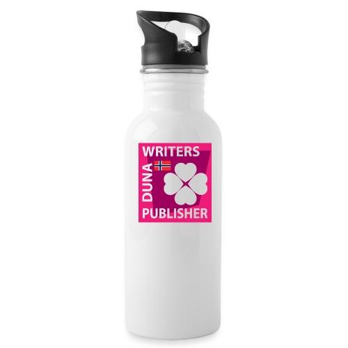 Duna Writers Publisher Pink - Drikkeflaske