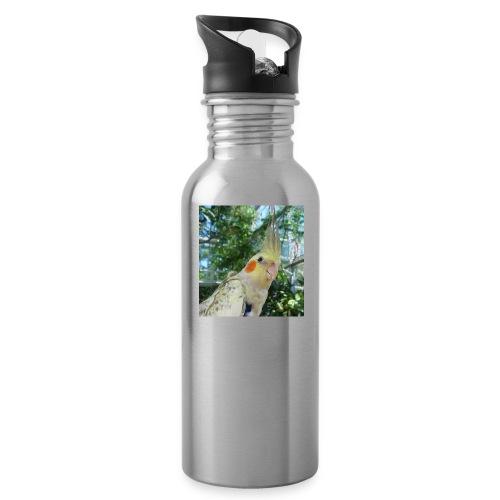 ninjanen - Juomapullo, jossa pilli
