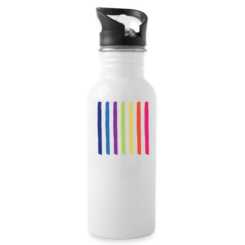 Linjer - Drikkeflaske