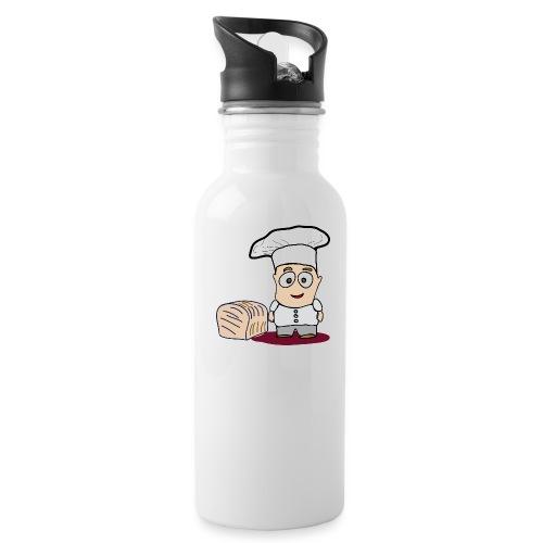 Bäcker - Trinkflasche