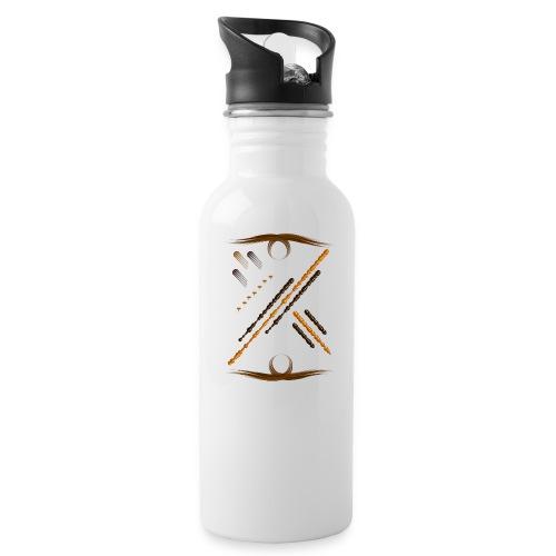 Abstraktikus - Trinkflasche