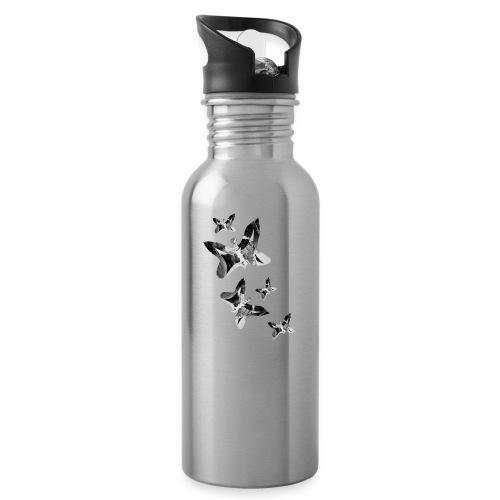 Schmetterlinge - Trinkflasche