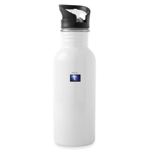 Blitz Einschlag - Trinkflasche