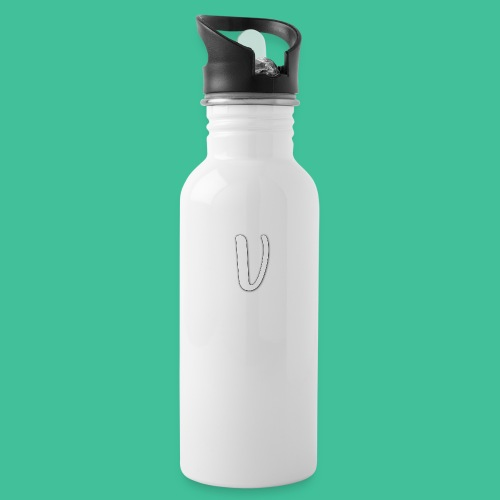 Velosity V Icon - T-Shirt Washed Burgundy Clr - Water Bottle