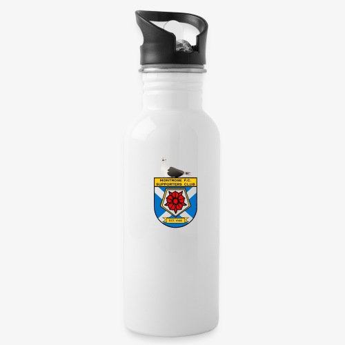 Montrose FC Supporters Club Seagull - Water Bottle