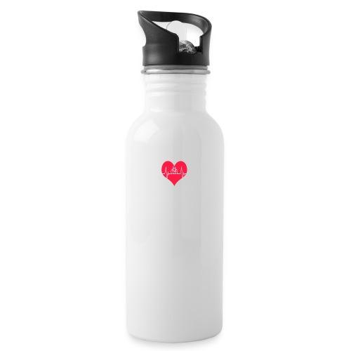 I love my Bike - Water Bottle