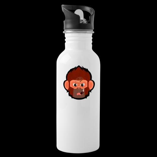 PoGo Mask t-shirt - Drikkeflaske med integreret sugerør