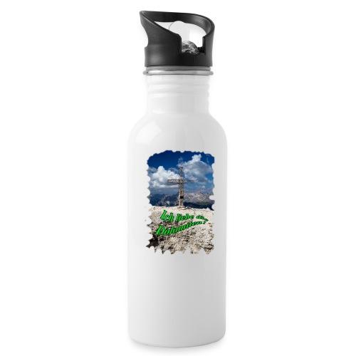 Sass Pordoi - Trinkflasche