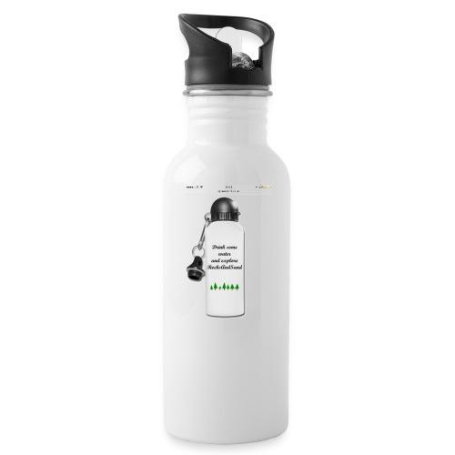 RocksAndSand adventure bottle - Water Bottle