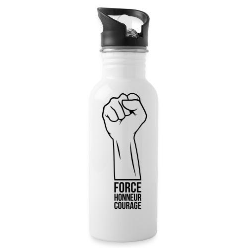 Force Honneur Courage - Gourde