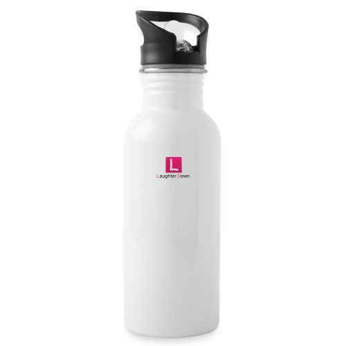 laughterdown official - Water Bottle
