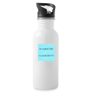 Knowitall 2016 & Knowitall 2016 FTW Custom Clothes - Water Bottle