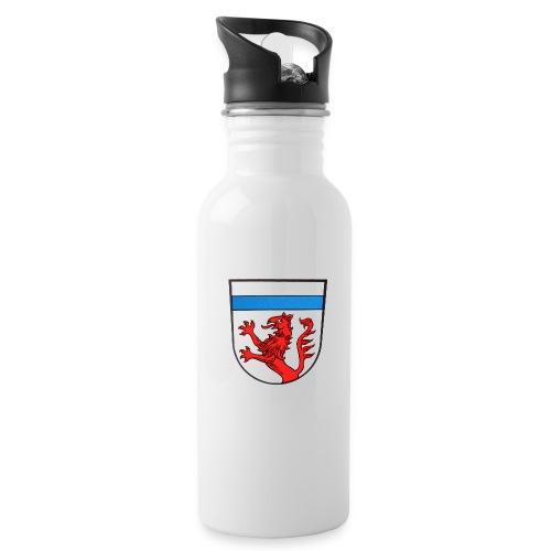 Wappen Saulgrub1 jpg - Trinkflasche