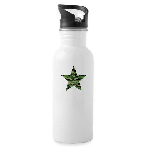 CamouflageStern - Trinkflasche