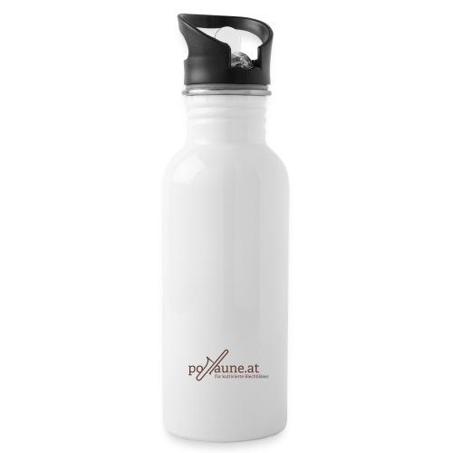 posaune at Logo 2014 - Trinkflasche