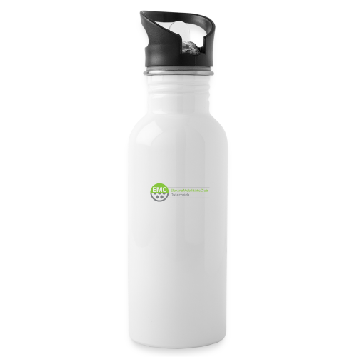 ElektroMobilitätsClub Logo - Trinkflasche
