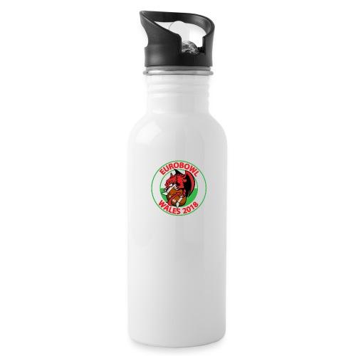Eurobowl Wales 2018 - Water Bottle