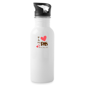 I love my PAS - Trinkflasche