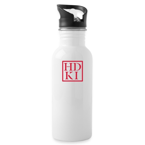 HDKI logo - Water Bottle