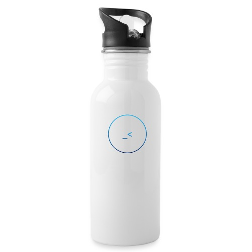 Coding Magazine logo - Water Bottle